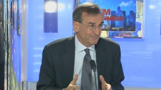 François Villeroy de Galhau vise de nouveaux clients, plus jeunes, avec Hello bank!