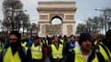 La circulation sera de nouveau interdite dans certains secteurs de la capitale en raison de la mobilisation des gilets jaunes