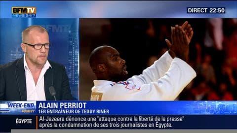 Mondiaux de judo: Teddy Riner entre dans la légende avec son huitième titre mondial