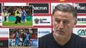 """Nice-OM : Galtier a évacué la """"frustration"""" des incidents du match arrêté"""