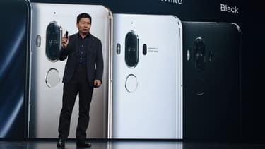 Le smartphone Mate 9 de Huawei embarque la deuxième génération de double objectif photo issu de la collaboration avec la marque Leica.
