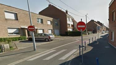 L'altercation s'est produite le long d'une ruelle à sens unique, à Loos (Nord).