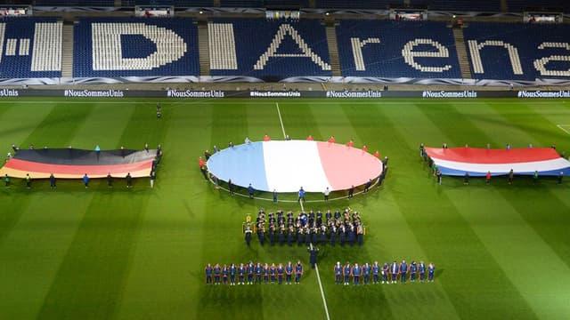 Allemagne - Pays-Bas annulé