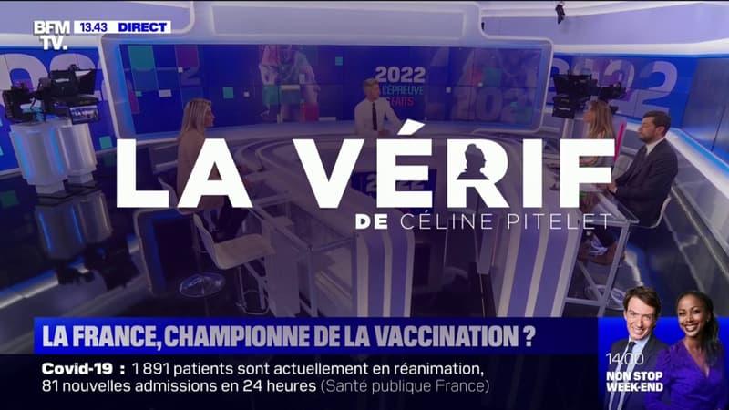 LA VÉRIF - La France est-elle championne de la vaccination ?