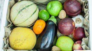 Le laser se contente de dépigmenter la peau du fruit ou du légume, ce qui n'altère si non goût ni sa durée de conservation.