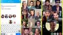 Snapchat lance l'appel vidéo à 16 personnes