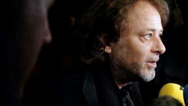 Le réalisateur Christophe Ruggia en 2015.