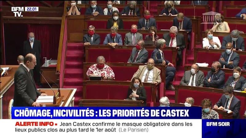 Que faut-il retenir du discours de politique générale de Jean Castex ?
