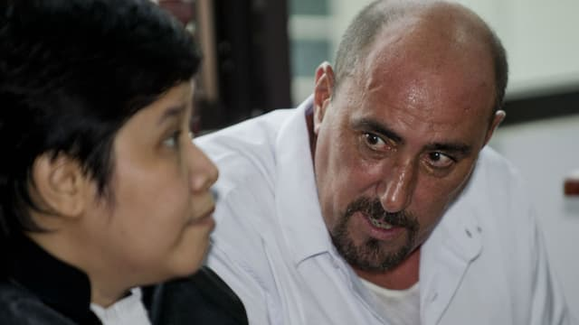 La Cour suprême d'Indonésie a rejeté la demande de procès en révision de Serge Atlaoui mardi.