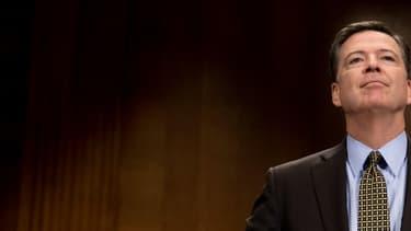 James Comey, désormais ex-directeur du FBI
