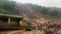 Le village de Malin, en Inde, a été enseveli par un glissement de terrain