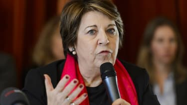 Corinne Lepage a été ministre de l'Environnement de 1995 à 1997 dans le gouvernement d'Alain Juppé