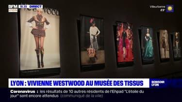 Lyon : Vivienne Westwood au musée des Tissus
