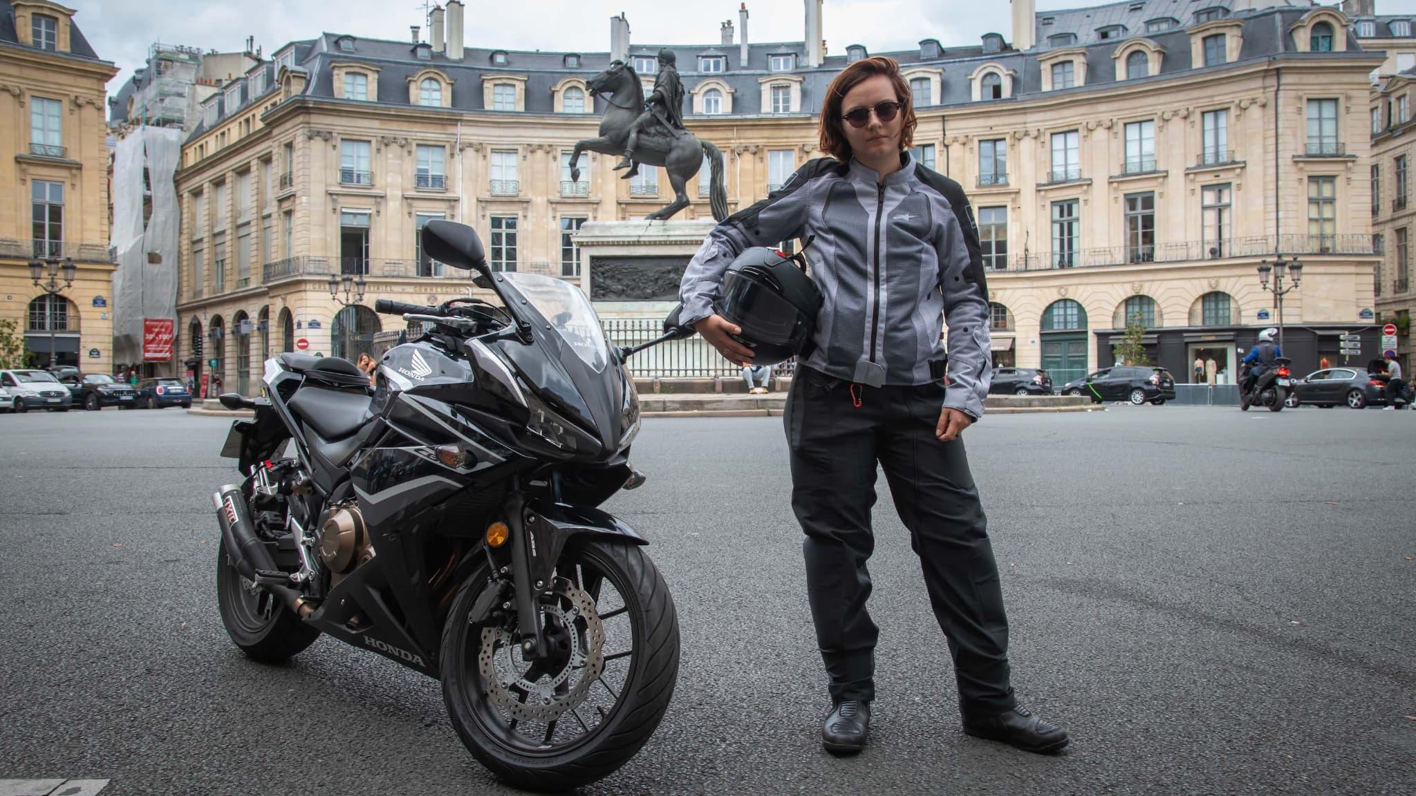 Cette startup toulousaine s'inspire des pilotes de chasse et invente le pantalon airbag pour motards