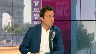 Guillaume Peltier, invité de BFMTV lundi 6 juillet 2020