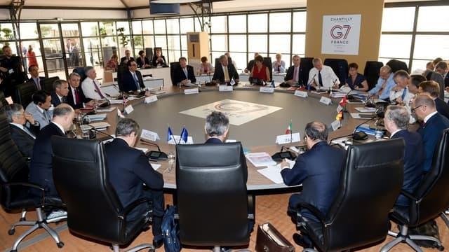 Accord au G7 Finances sur la taxation du numérique.