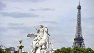 50 milliards d'euros de PIB pour la ville de Paris est mis en danger par ces catastrophes