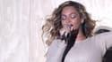 Beyoncé sur scène en 2015