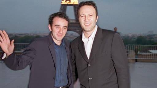 Arthur a produit deux films avec Elie Semoun.