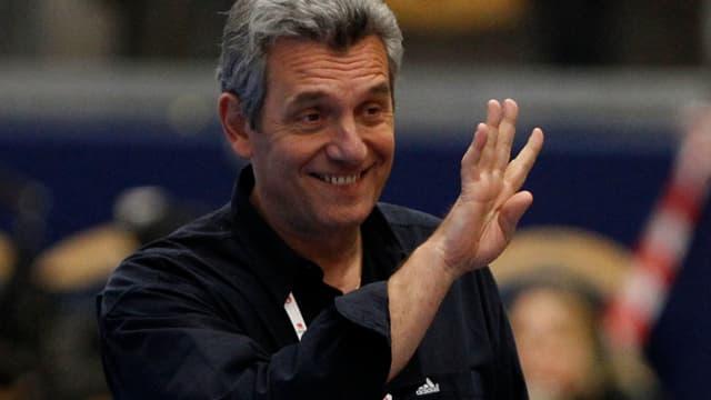 Claude Onesta espère une victoire des siens face à la Hongrie.