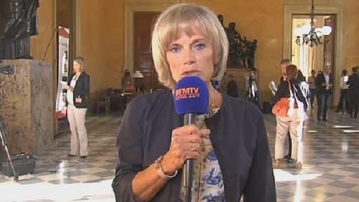 Elisabeth Guigou souhaite associer l'Iran aux négociations.
