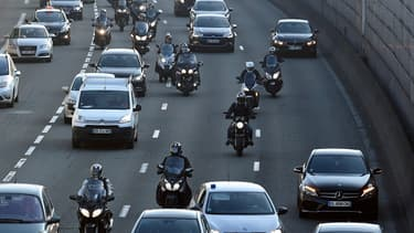 En  France les ventes de deux roues augmentent plus vite qu'en Allemagne ou en Italie