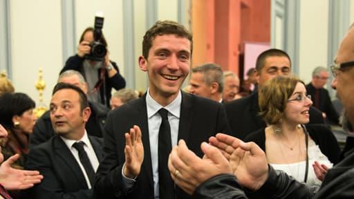 Julien Sancez a été élu à la tête de Beaucaire avec 39,81% des suffrages.
