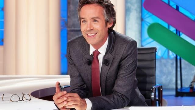 """Yann Barthès dans """"Quotidien"""""""