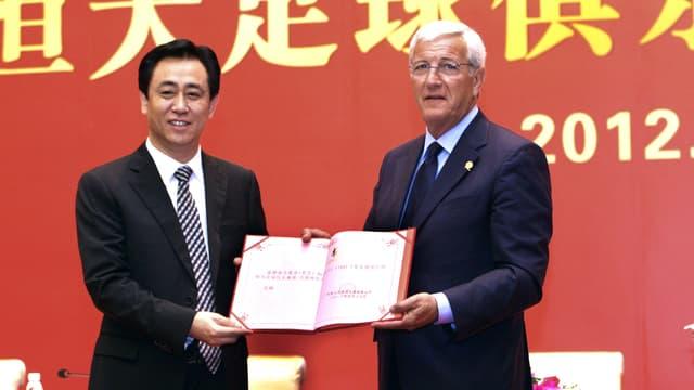 Xu Jiayin en 2012