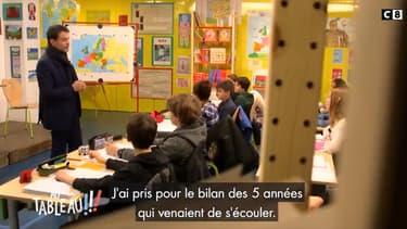 """Manuel Valls dans """"Au Tableau !"""""""