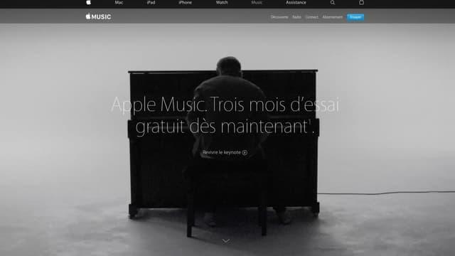 Apple Music a perdu 21% de ses utilisateurs.