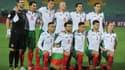 L'équipe de Bulgarie
