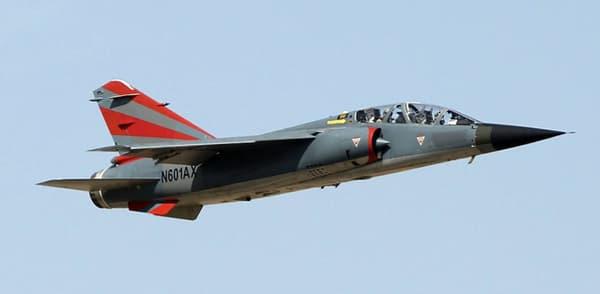 L'armée américaine achète des Mirage F1 pour entraîner les pilotes de F-35