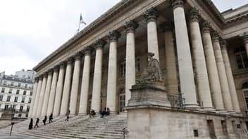 Semaine en baisse à la Bourse de Paris.