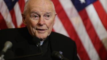 Le pape François a rendu à l'état laïc l'ex-cardinal américain Theodore McCarrick, 88 ans, accusé d'abus sexuels sur au moins un adolescent