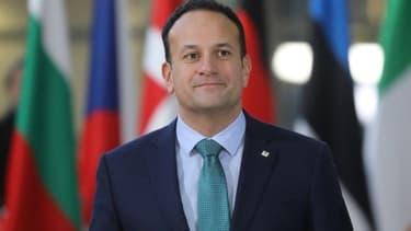 Le Premier ministre irlandais, Leo Varadkar.