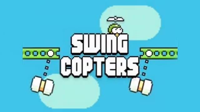 Swing Copters promet d'être aussi énervant que Flappy Bird