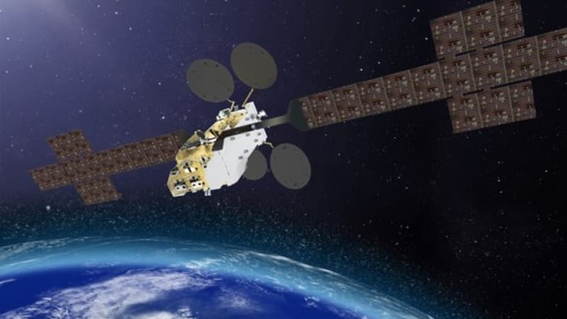 Thales décroche un contrat historique de 3 milliards de dollars pour des satellites internet - BFMTV