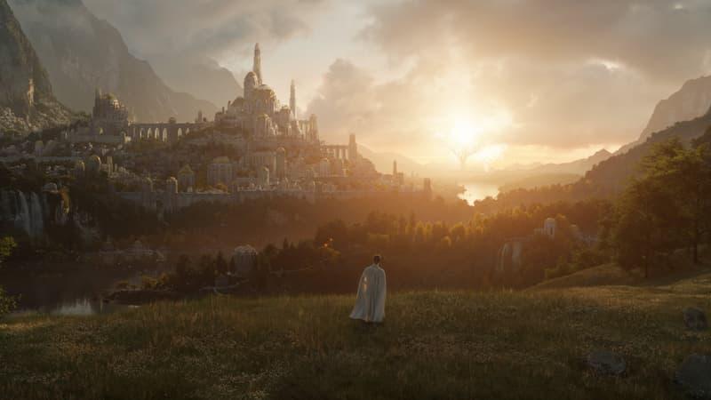 """le tournage de la série """"Le Seigneur des Anneaux"""" délocalisé en Grande-Bretagne"""