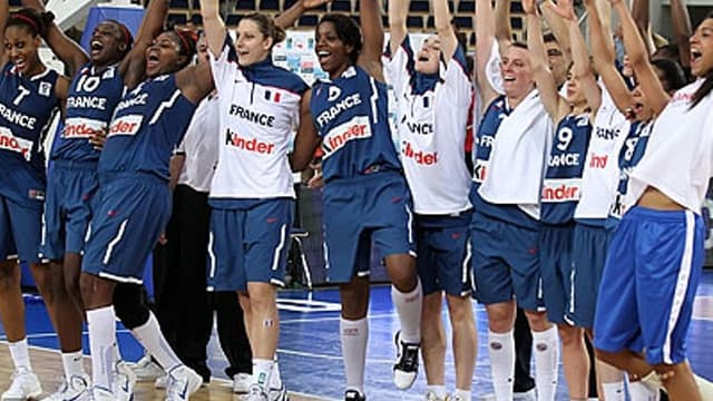 L'équipe de France