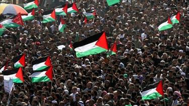 Une manifestation à Gaza en mars 2012. (Photo d'illustration)