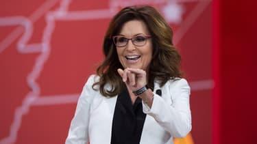 Sarah Palin dans le Maryland, en février 2015.