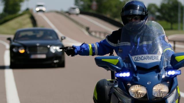 263 personnes sont mortes sur les routes en France au mois de janvier 2015 contre 235 en janvier 2014