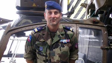 Le lieutenant Damien Boiteux, tué au Mali le 12 janvier.