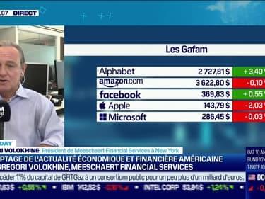 USA Today : Les premiers résultats des GAFAM atteignent des records mais sont très diversement appréciés par les marchés par Gregori Volokhine - 28/07