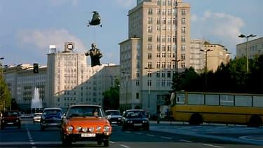 """Image extraite du film """"Good Bye Lenin!""""."""