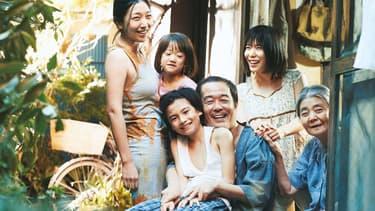 """""""Une affaire de famille"""" de Kore-Eda Hirokazu, en compétition officielle au Festival de Cannes 2018"""