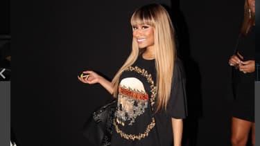 La rappeuse Nicki Minaj à New York, 2015