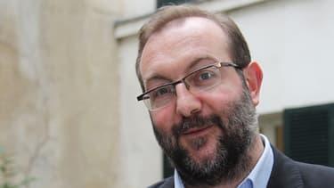 L'ancien maire d'Hénin-Beaumont (Pas-de-Calais) Gérard Dalongeville.