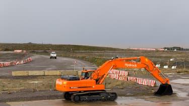 EDF a prévu d'investir 21,6 milliards d'euros sur ce chantier.